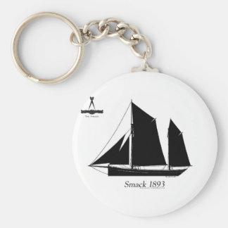 1893 het varen klapzoen - tony fernandes sleutelhanger