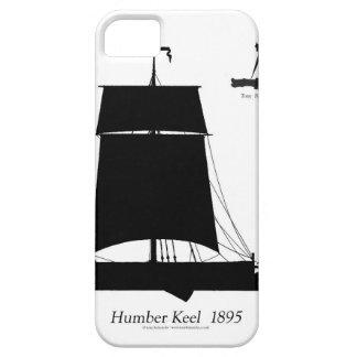 1895 Kiel Humber - tony fernandes Barely There iPhone 5 Hoesje