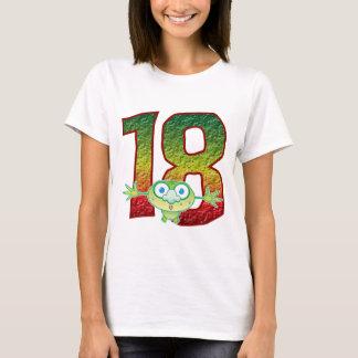 18 de Lijkenetende geest van de leeftijd T Shirt