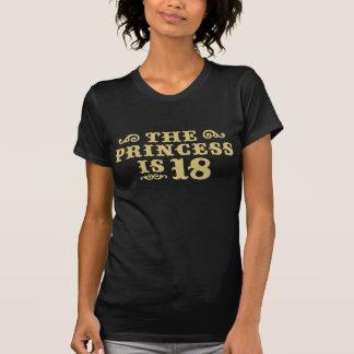 18de Verjaardag T Shirt