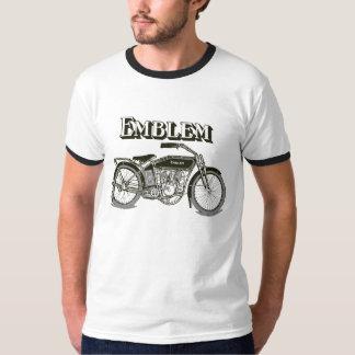 1914 de Motorfietsen van het Embleem T Shirt