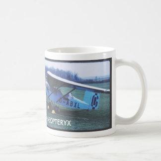 1932 het vliegtuig van Granger Archaeopteryx Koffiemok