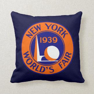 1939 de Markt van de Wereld van New York Sierkussen