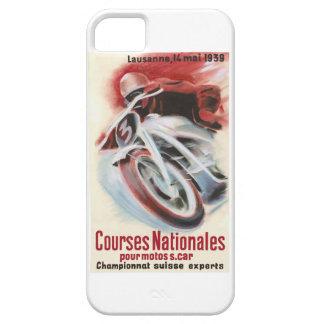 1939 Zwitsers Nationaal het Rennen van de Barely There iPhone 5 Hoesje