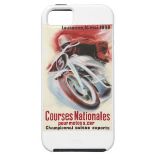 1939 Zwitsers Nationaal het Rennen van de Tough iPhone 5 Hoesje