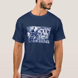 1944 de Opstand van Warshau T Shirt