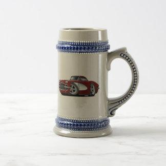1961 de Kastanjebruine Auto van het Korvet Bierpul