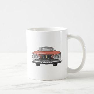1961 de Woede van Plymouth Koffiemok