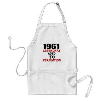 1961 LEGENDARISCHE OUD AAN PERFECTIE STANDAARD SCHORT