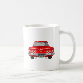 1961 Rood Chevrolet Koffiemok