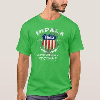1963 de Amerikaanse Spier van de Impala v3 T Shirt