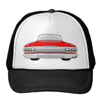 1963 de Impala van Chevrolet Trucker Cap