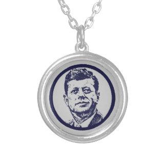 1963 JFK ZILVER VERGULDEN KETTING