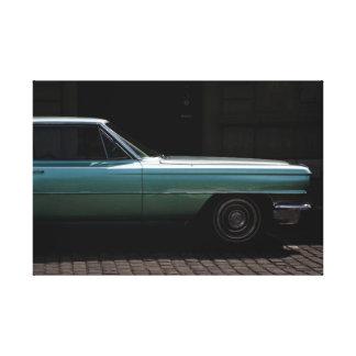 1964 de Coupé van Cadillac Deville - Bern, Canvas Afdruk