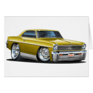 1966-67 de Gouden Auto van de Nova Wenskaart