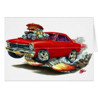 1966-67 de Rode Auto van de Nova Wenskaart
