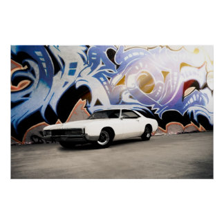 1966 Buick Riviera GS Poster