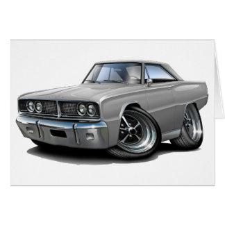 1966 de Zilveren Auto van de Kroon Wenskaart