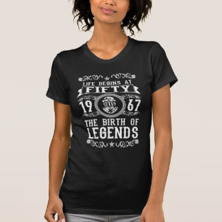 1967 - 50 jaar - Legende T Shirt