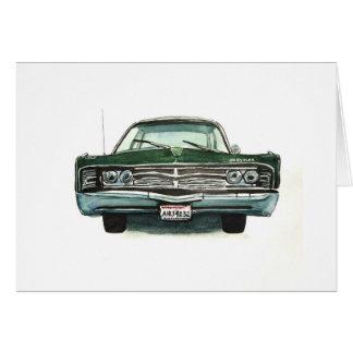 1968 Chrysler Wenskaart