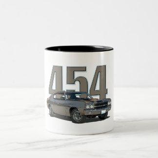 1970 de koffiemok van Chevelle SS