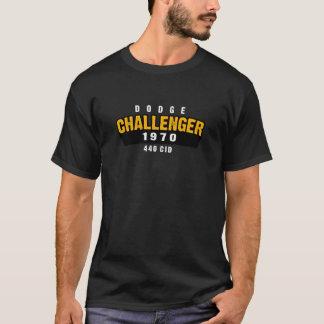 1970 de Schaduw van de Holbewoner van Dodge Eiser T Shirt