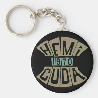 1970 HEMI CUDA SLEUTELHANGER
