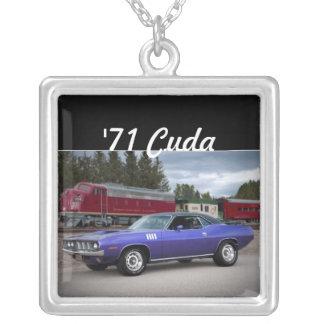 1971 het Ketting van Cuda Mopar van de Barracuda