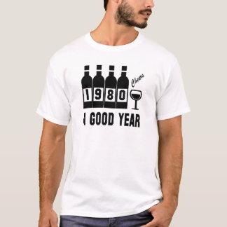 1980 een Goed Jaar T Shirt