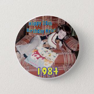 1984 RONDE BUTTON 5,7 CM