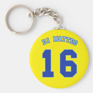1996-98 weg Sleutelring Chelsea - DI MATTEO 16 Sleutelhanger