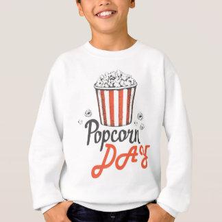 19 Januari - de Dag van de Popcorn - de Dag van de Trui