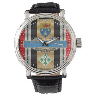 1-1-12ste Inf., het 4de Horloge van de Campagne