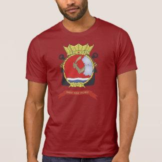 1 AGGP Korps Mariniers Wapen T Shirt