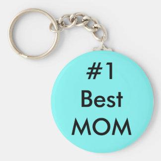 #1 beste Mamma Sleutelhanger