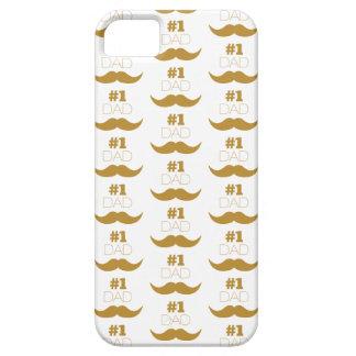 #1 de Gouden Snor van de papa - Aantal Barely There iPhone 5 Hoesje
