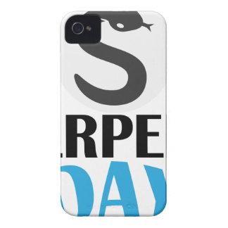 1 Februari - de Dag van het Serpent - de Dag van iPhone 4 Hoesje