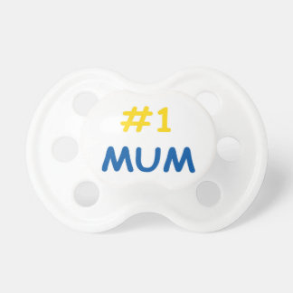 #1 mum het best moeder fopspeentje