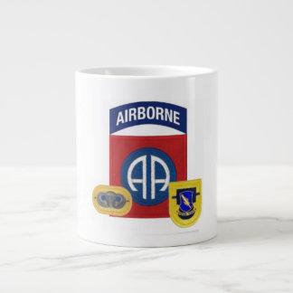 1st Miljard (Abn) 504ste Inf tweeëntachtigste Jumb Grote Koffiekop