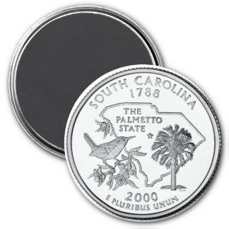 2000 de magneet van het Kwart Staat van de Zuid- v