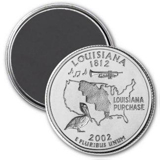 2002 de magneet van het Kwart van de Staat van Lou