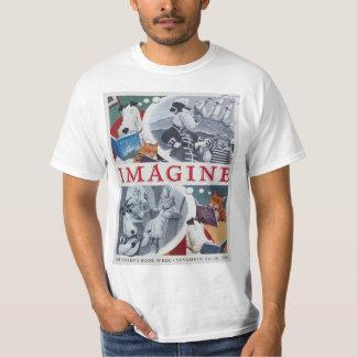 2005 het Overhemd van de Week van het Boek van T Shirt