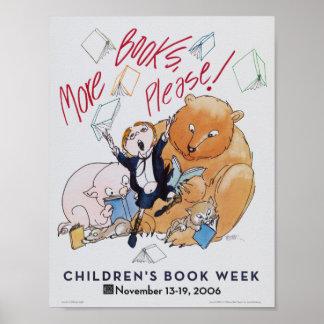 2006 het Poster van de Week van het Boek van