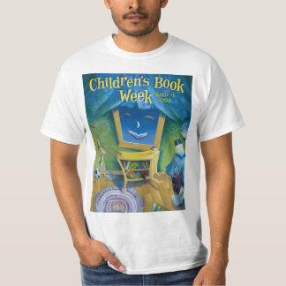 2008 het Overhemd van de Week van het Boek van T Shirt