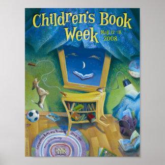 2008 het Poster van de Week van het Boek van