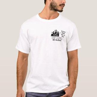 2009 de Reis van het Overleg (Wijnoogst) T Shirt