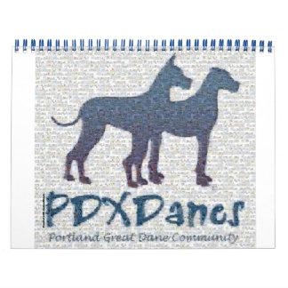 2010 de Kalender van Denen PDX