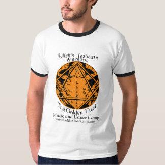 2010 het Gouden overhemd van het Kamp van de Pad T Shirt