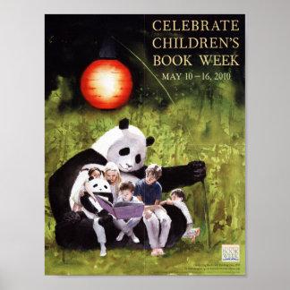 2010 het Poster van de Week van het Boek van