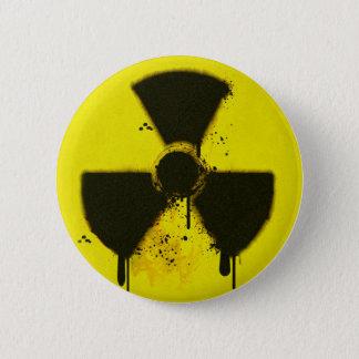 2011, de nucleaire ramp ronde button 5,7 cm